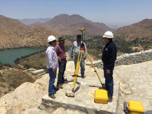 Minagri realiza mantenimiento de represa Gallito Ciego