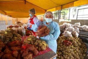 Ministro Tenorio: Nueva Política Agraria impulsará mercados y mayor rentabilidad de Agricultura Familiar