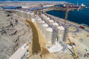 Modernización del puerto liberteño de Salaverry registra avance del 80%