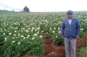 """""""Nuestro compromiso es contribuir al crecimiento de los agricultores y a producir alimentos sanos"""""""
