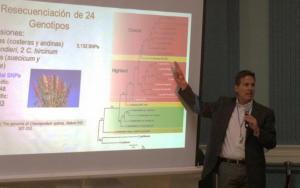 Oportunidades y desafíos frente al descubrimiento del genoma de la quinua