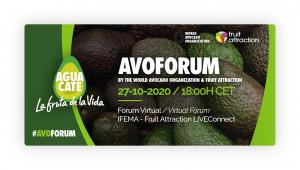 Organización Mundial del Aguacate celebrará el AVOForum en Fruit Attraction