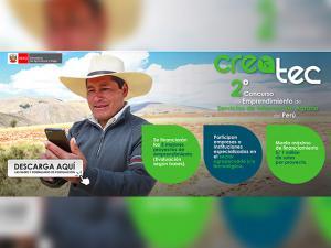 Otorgarán hasta S/ 1 millón para cofinanciar proyectos informativos dirigidos a pequeños agricultores en Piura, Junín y San Martín