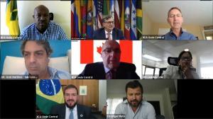 Países miembros respaldan papel del IICA como articulador de las Américas hacia la Cumbre sobre Sistemas Alimentarios de la ONU