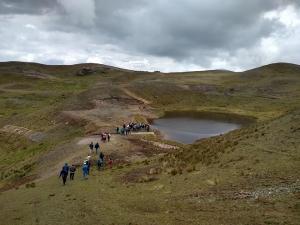 Pasco: proyectos de siembra y cosecha de agua impulsarán generación de empleo