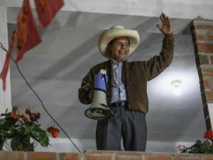 Pedro Castillo: presidente electo con la mira en el agro