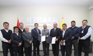 Perú y Colombia eliminarán barreras burocráticas en certificación de agroexportación migrando a interconexión electrónica
