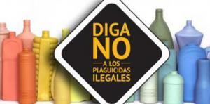 Plaguicidas ilegales representan más del 15% del comercio mundial de agroquímicos