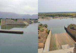 Postergan cierre de los reservorios Poechos y San Lorenzo por déficit hídrico