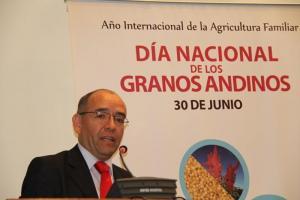 Producción nacional de granos andinos creció 4.5% en el 2019