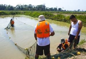 Produce inició la tercera etapa de entrega de créditos a la pesca artesanal y acuicultura