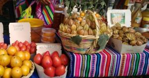 Productos de la Reserva de Biósfera del Manu abastecen mercados de Cusco