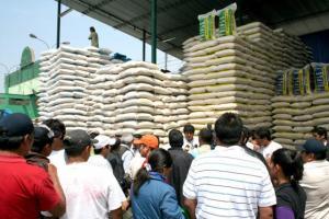 Promulgan leyes de información de origen de alimentos y exoneración de impuesto a exportación de arroz