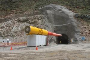 Proyecto Alto Piura reiniciará esta semana sus trabajos en túnel de transvase