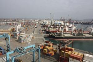 Puerto del Callao movilizó 357.000 toneladas de carga garantizando abastecimiento