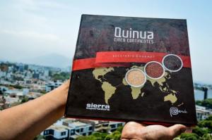 """""""QUINUA, CINCO CONTINENTES"""" RECONOCIDO EN PRESTIGIOSO PREMIO GOURMAND 2015"""