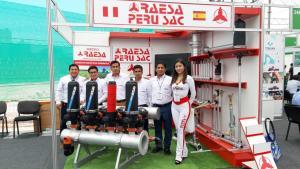 Raesa líder en riego por aspersión con tuberías de aluminio