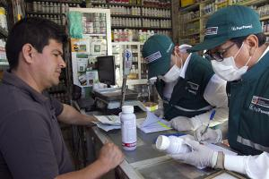 Realizan monitoreo de calidad a plaguicidas de uso agrícola en Huánuco