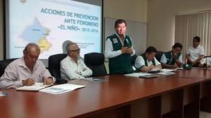 RECOMIENDAN A AGRICULTORES DEL NORTE SEMBRAR CULTIVOS DE CORTA DURACIÓN