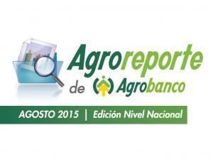 Reporte Agrobanco Agosto 2015