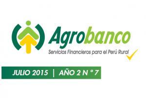 Reporte Agrobanco Julio 2015