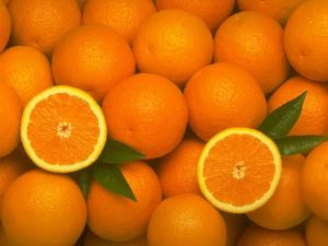 Resumen del mercado global de la naranja