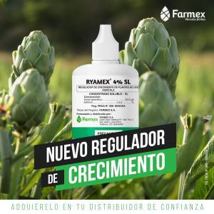 RYAMEX, el nuevo regulador de crecimiento de cultivos