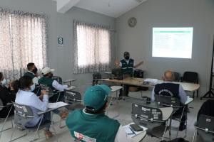 San Martín: capacitan a comerciantes en uso seguro de insumos agropecuarios