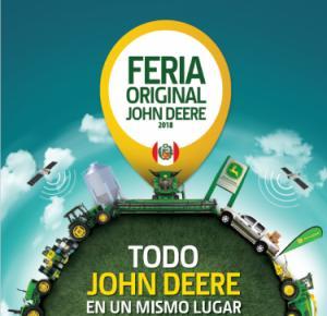 Se viene la Feria Original John Deere