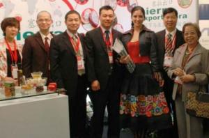 SECTOR DE ALIMENTOS PRESENTE EN EXPO CHINA 2011