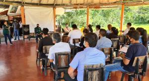 Senasa e IICA capacitan a todos los actores de la cadena productiva de alimentos agrícolas