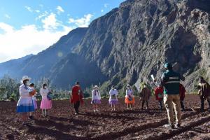 Senasa fortalece las capacidades agrícolas y pecuarias de más de 23 mil pequeños productores