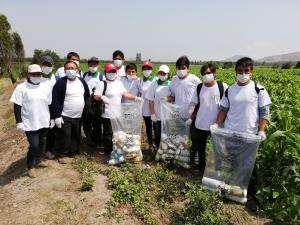 Senasa y Campo Limpio realizan campaña de manejo responsable de envases vacíos de agroquímicos
