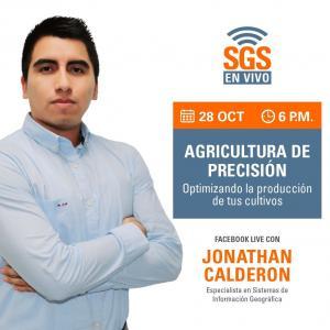 SGS realizará charla virtual sobre Agricultura de Precisión
