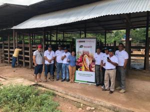 Sierra y Selva Exportadora organizó pasantía de ganaderos de carne de Madre de Dios