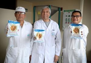 Snack a base de proteína de pota y granos andinos busca reducir la desnutrición de escolares