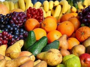 Solo un 0.7% del comercio mundial corresponde a las frutas y hortalizas