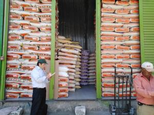Stock actual de arroz es de 409 mil toneladas