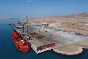 Terminal portuario General San Martín se moderniza y recibirá naves de grandes dimensiones