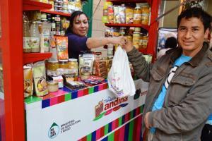 TIENDECITA ANDINA ABRIÓ SUS PUERTAS EN PIURA CON PRODUCTOS INNOVADORES Y ORGÁNICOS