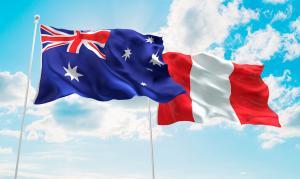 TLC entre Perú y Australia entrará en vigencia en febrero de 2020