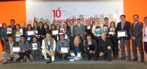 Todos los ganadores del IX Concurso de Innovación de Expoalimentaria