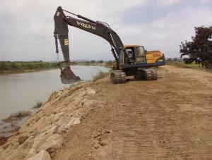 Trabajos de prevención agraria en Tumbes tienen un avance del 90%