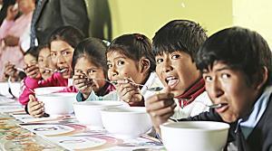 Tribunal Constitucional reconoce derecho a la alimentación