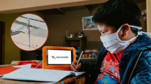 Trujillo: Danper implementa solución digital para escolares de zonas con limitado acceso a internet