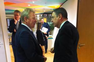 U.E. otorgaría medidas de apoyo adicionales para el sector agrario y la cadena alimentaria