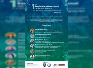 UNALM realizará el Primer Seminario Internacional de Berries Nativos