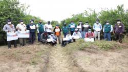 Agricultores de Insculás potenciaron su producción de limón sutil con Escuelas de Campo
