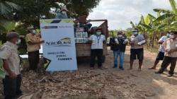 Agro Rural entrega 630 kits de abono foliar a distritos afectados por lluvias en Tumbes