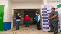 Agroexportadoras construyeron hospital temporal en Virú